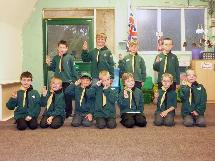 1st St Stephens Cub Scouts