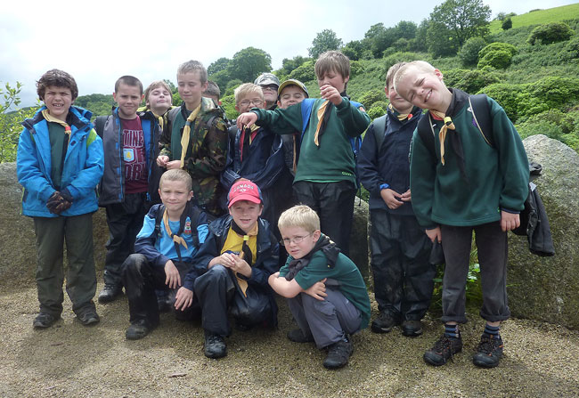 Cubs on the Figure of Eight Challenge